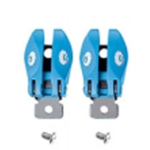 Sidi MX ST Pop Buckle Motocross Boot Spares - Light Blue