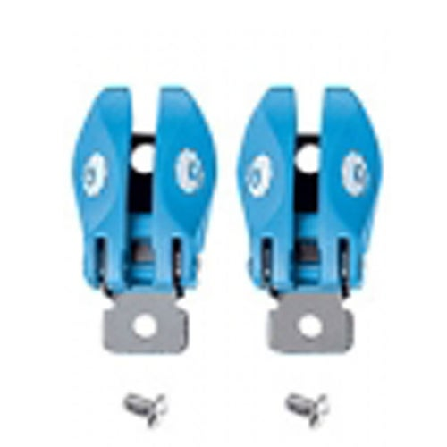 Motocross Boot Spares Sidi MX ST Pop Buckle - Light Blue