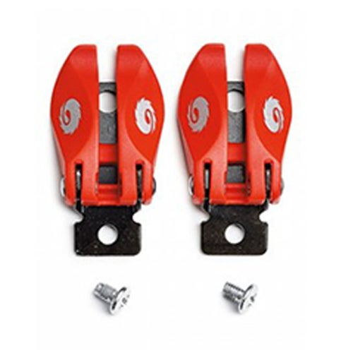 Sidi MX ST Pop Buckle Motocross Boot Spares - Red