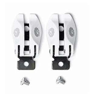 Motocross Boot Spares Sidi MX ST Pop Buckle - White