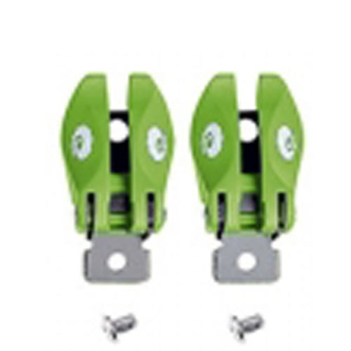 Sidi MX ST Pop Buckle Motocross Boot Spares - Green