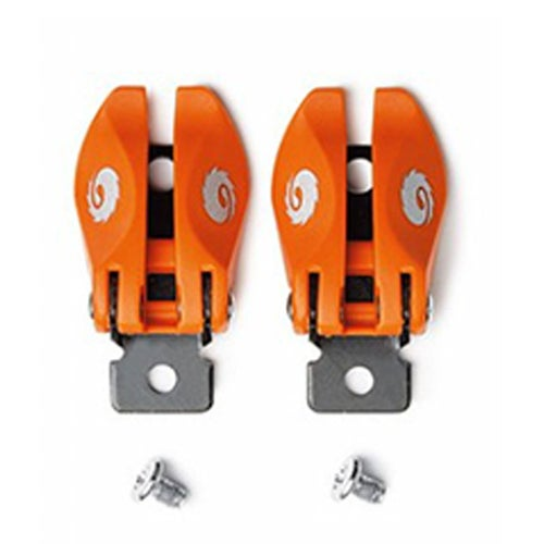 Sidi MX ST Pop Buckle Motocross Boot Spares - Orange