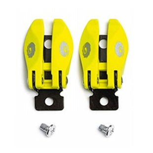Motocross Boot Spares Sidi MX ST Pop Buckle - Fluo Yellow