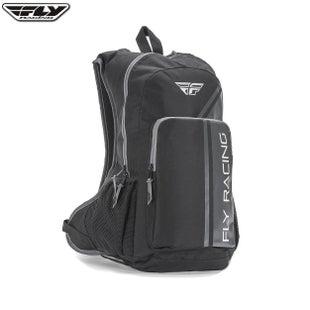 Fly Jump Pack BackPack Hydration Backpack - Black grey