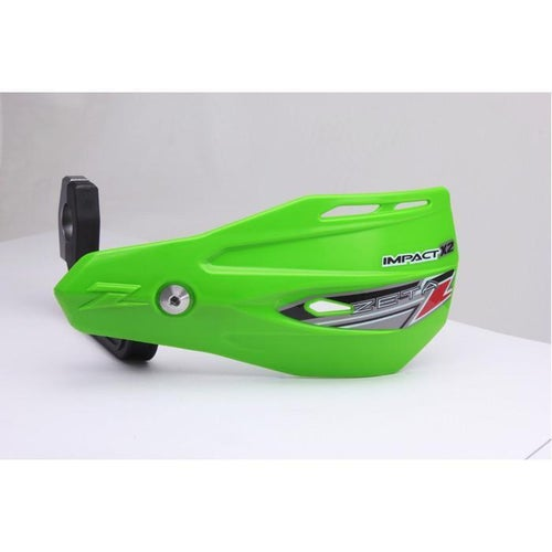 Zeta Impact X2 MX Hand Guard - Green