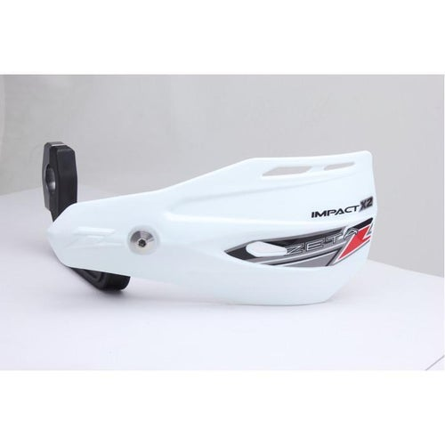 Zeta Impact X2 MX Hand Guard - White