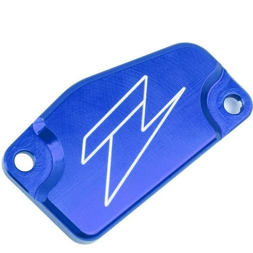 Zeta Front Brake Reservoir Cover KTM Husqvarna 85 0317 Brake Reservoir Cover - Blue