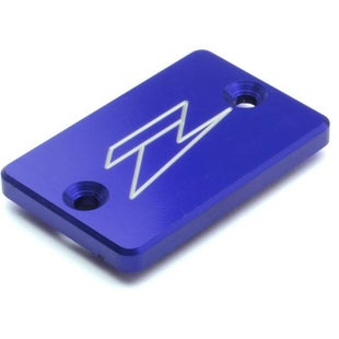 Zeta Front Brake Clutch Reservoir Cover Magura Husqvarna 1417 Brake Reservoir Cover - Blue