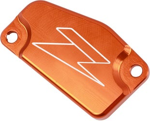 Zeta Clutch Reservoir Cover KTM Husqvarna 85 0317 Brake Reservoir Cover - Orange