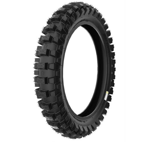 Motocross Tyre Gibson MX41 Mud Hard Intermediate Motorcross Tyre 90 100 - 16 Rear