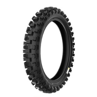 Gibson MX31 Sand Mud Hard Intermediate Motorcross Tyre 80 100 Motocross Tyre - 12 Rear
