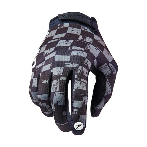 Seven 181 Annex Checkmate YOUTH Motocross Gloves