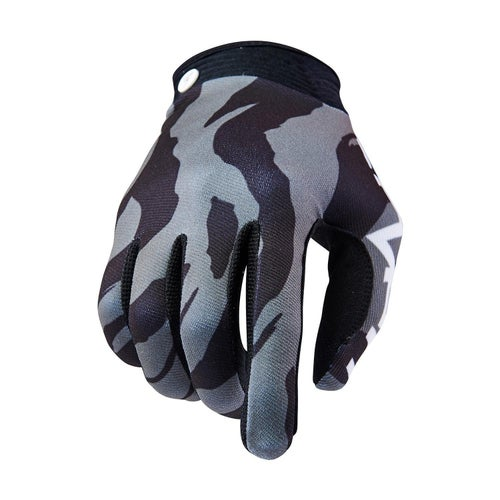 Seven 181 Zero Wild Motocross Gloves - Black