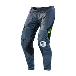Seven 162 Zero Blade Motocross Pants - Grey Pink Black