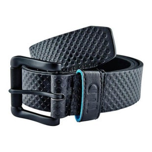 Troy Lee Grip Synthetic Belt - Black Turquoise