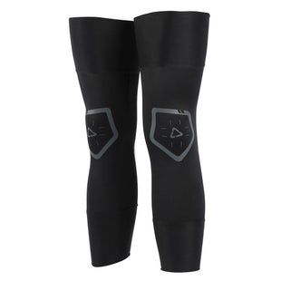 Leatt MX and Enduro Pair Knee Brace Sleeve - Black