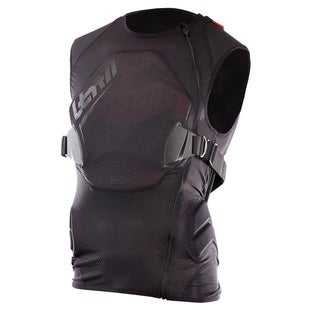Leatt 3DF Airfit Lite Body Protector MX Motocross and Enduro Vest Torsobescherming - Black