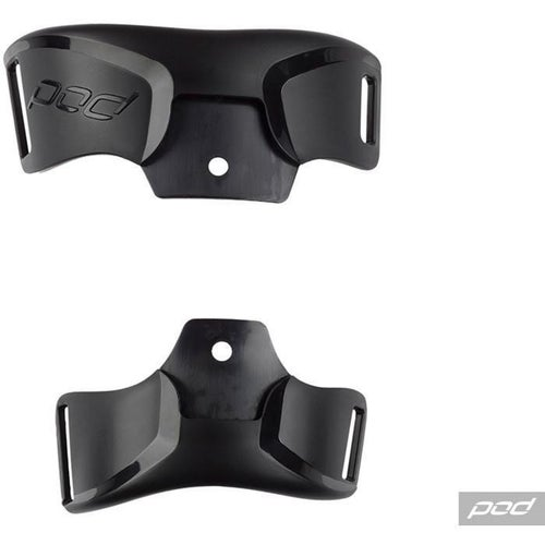 POD Pod KX Cuff Set Large XLarge XXLarge RT Brace Spares - Black