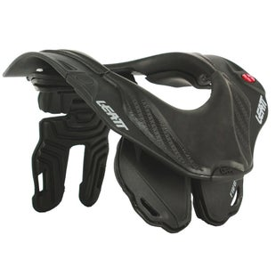 Leatt GPX 5.5 MX and Enduro Neck Brace - Black Grey