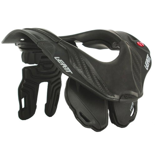 Neck Brace Leatt GPX 5.5 MX and Enduro - Black Grey