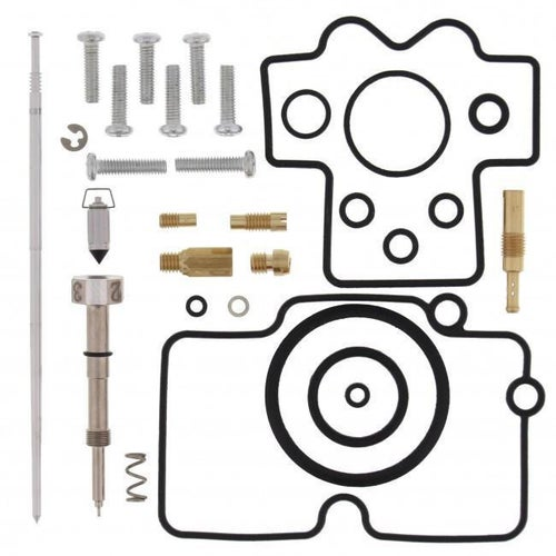 All Balls Carb Rebuild Kit Honda CRF250R 2009 Carb Re-Build Kit - arb Rebuild Kit Honda CRF250R 2009