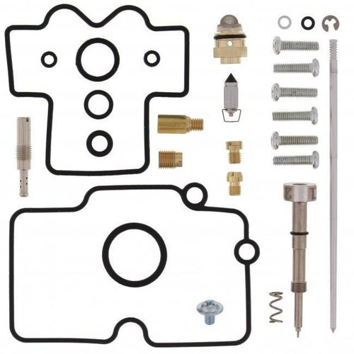 All Balls Carb Rebuild Kit Yamaha YZ250F 01 Carb Re-Build Kit - Black