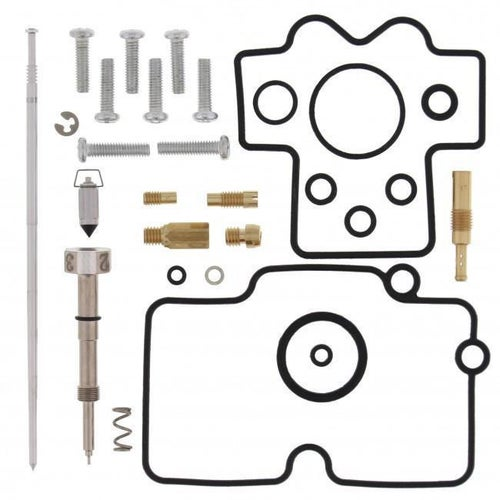 All Balls Carb Rebuild Kit Honda CRF250R 2008 Carb Re-Build Kit - arb Rebuild Kit Honda CRF250R 2008