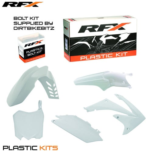 RFX Plastic Kit Honda OEM CRF450 11 Plastic Kit - 12 (5 Pc Kit)