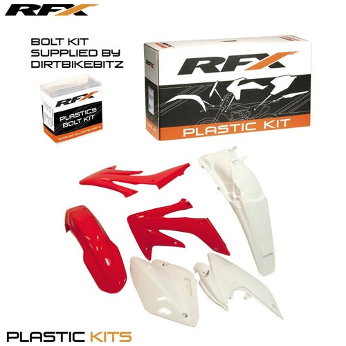 RFX Plastic Kit Honda OEM C 250 04 Plastic Kit - 16 (4 Pc Kit)