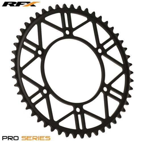 RFX Pro Series HCS Rear Sprocket Yamaha YZ125250 YZF250450 9917 Rear Sprocket - Steel