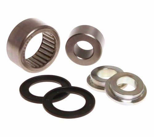 RFX Race Series Lower Shock Kit Kawasaki KXF250 450 04 Lower Shock Bearing Kit - Black