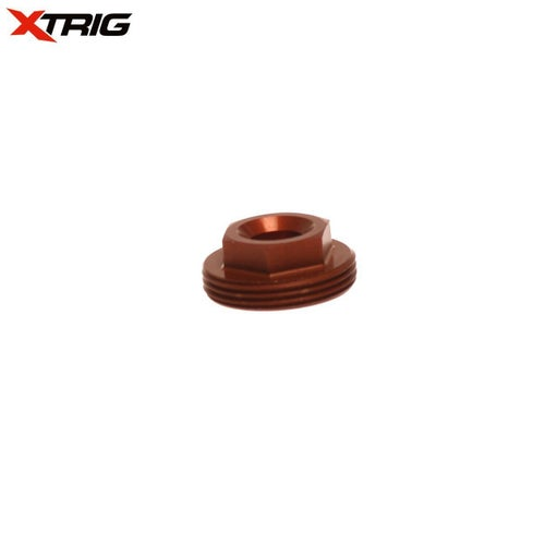 XTrig Replacement Steering Stem Inner Nut Triple Clamp Spares - eplacement Steering Stem Inner Nut