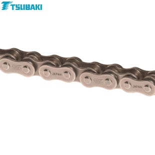Tsubaki MX Omega Heavy Duty ORing ChainORS 520 x 118 MX Chain - Black Black