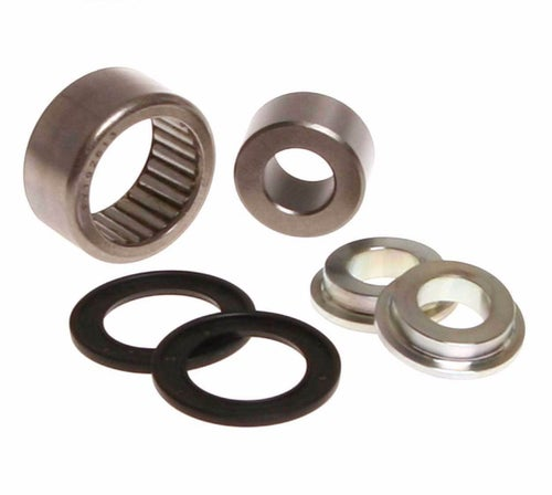 RFX Race Series Lower Shock Kit Yamaha YZF WRF 426 450 01 Lower Shock Bearing Kit - Black