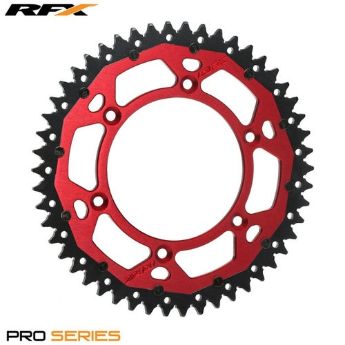 RFX Pro Series Armalite Rear Sprocket Suzuki RM125250 RMZ250450 86 Rear Sprocket - Red