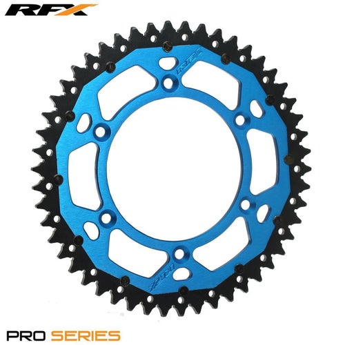 RFX Pro Series Armalite Rear Sprocket Yamaha YZ125250 YZF250450 99 Rear Sprocket - Blue