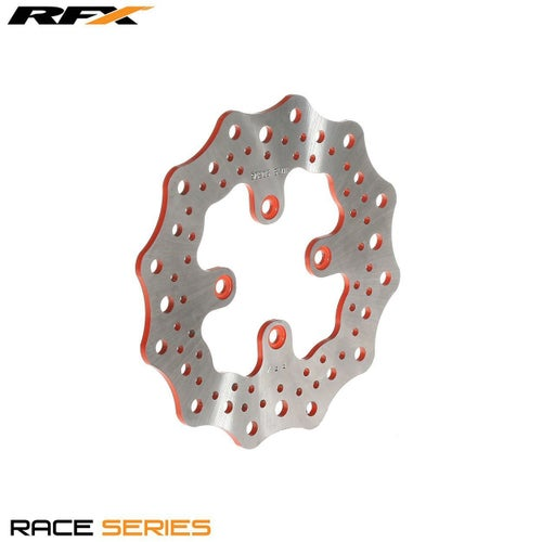 RFX Race Rear Disc KTM SX65 9808 Brake Disc - Orange