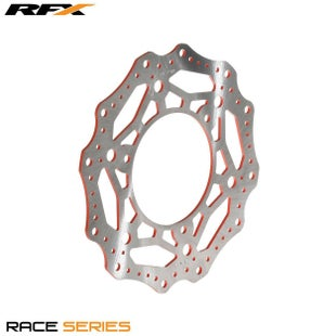 RFX Race Front Disc KTM SX65 0916 Brake Disc - Orange
