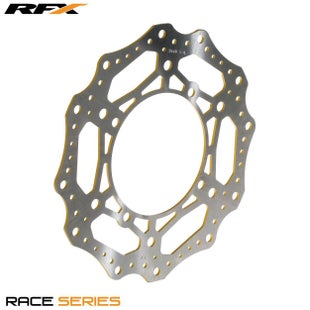 RFX Race Front Disc Suzuki RMZ450 0516 Brake Disc - Yellow