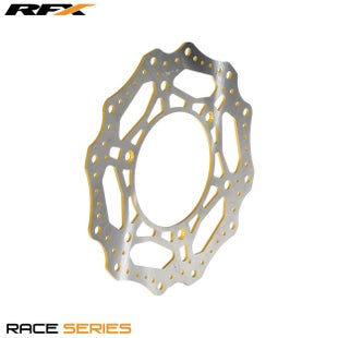 RFX Race Front Disc Suzuki RM85 0516 Brake Disc - Yellow