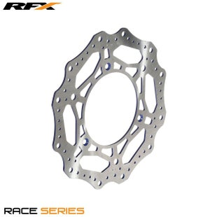 RFX Race Front Disc Suzuki RM85 0516 Brake Disc - Blue
