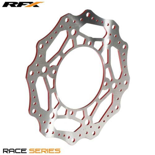 RFX Race Front Disc Beta Enduro 0612 Brake Disc - Red