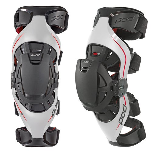 POD K4 MX Motocross Knee Brace - Pair