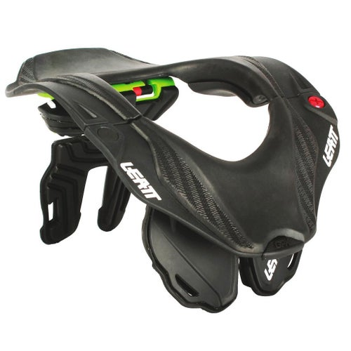 Leatt GPX 5.5 Neck Brace - Black Green