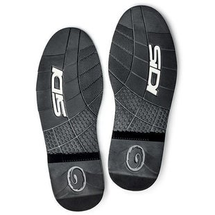 Sidi Crossfire STITCHED SOLE Replacement Soles Motocross Boot Spares - rossfire (STITCHED SOLE) Replacement Soles