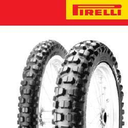 Pirelli R MT21 Rallycross 18R Enduro and Motocross Tyre - 120 90 Enduro Tyre