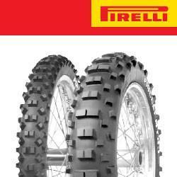 Pirelli R Scorpion Pro 140 80 Enduro and Motocross Tyre - 18R F.I.M.