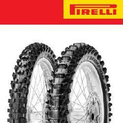 Motocross Tyre Pirelli R Scorpion MX Sand 410 19R Enduro and - 100 90