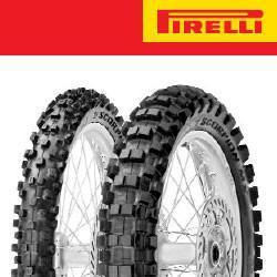 Pirelli F Scorpion Hard 454 21F Enduro and Motocross Tyre - 90 100