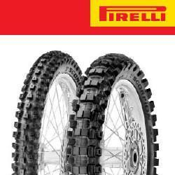 Pirelli R Scorpion Hard 486 19R Enduro and Motocross Tyre - 110 90